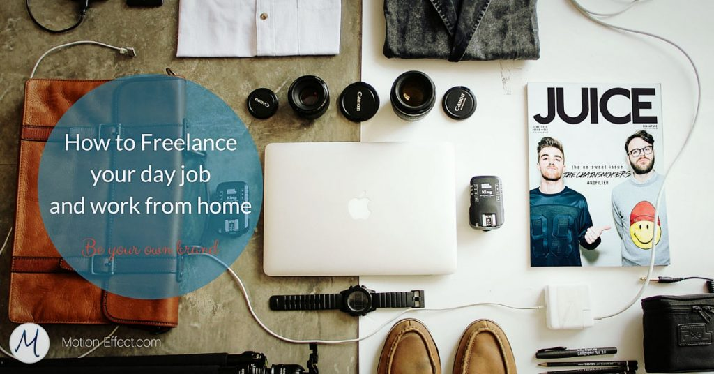 How to freelance work from home