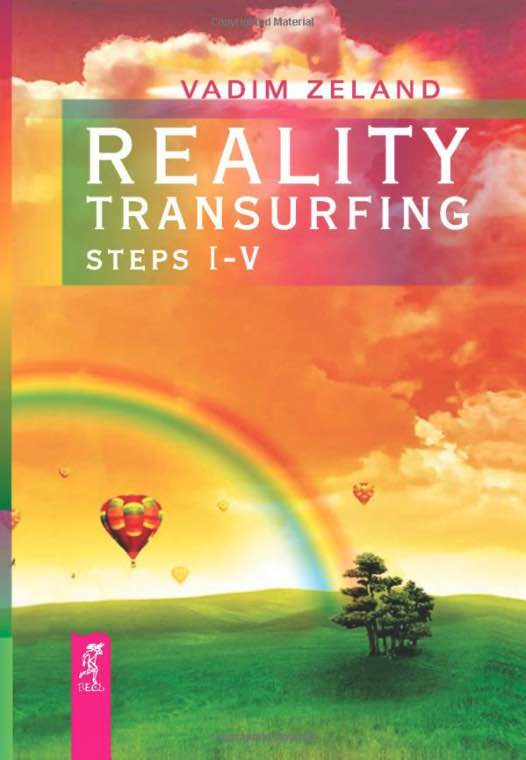 The Reality Transurfing book