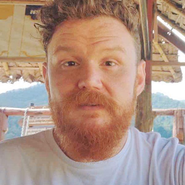 Sean Martin - Reddest Beard Podcast